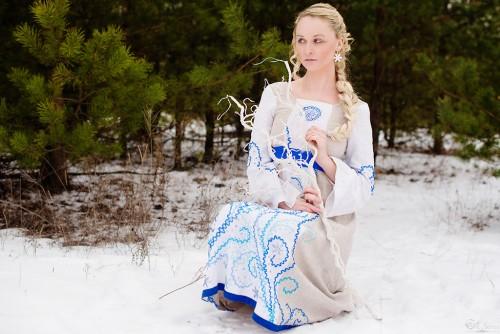 Eho Severa снежевиночка