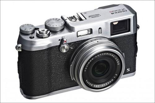 Так и не скажешь, что это чудо современной техники.  Снимок взят из каталога компании Fujifilm.