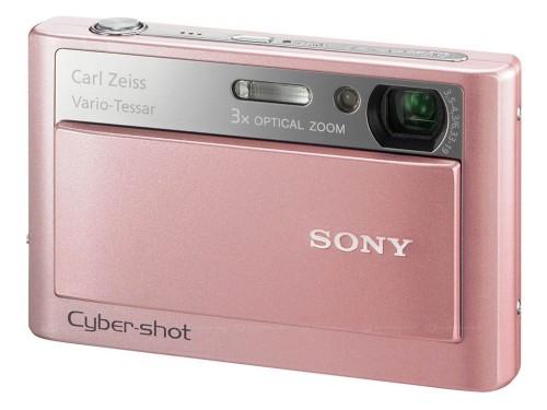 На вкус и цвет. Снимок взят из каталога компании Sony.