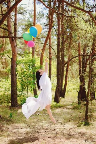 Невесомость Eho Severa Бобруйск воздушные шарики