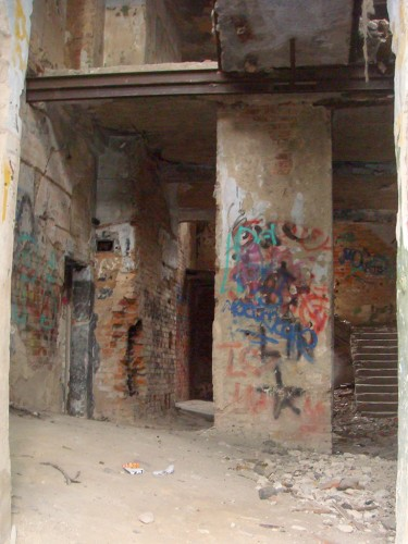 заброшенные строения смоленск