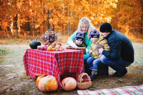 Eho Severa день матерей семейная фотосъемка
