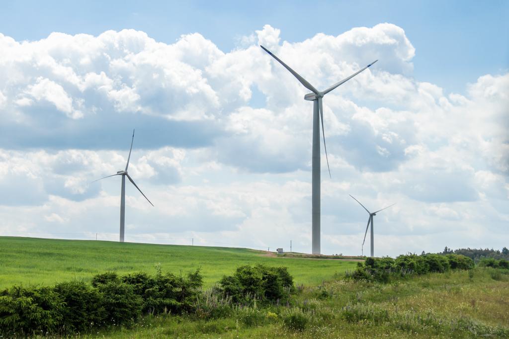 Ветровая электростанция в Беларуси