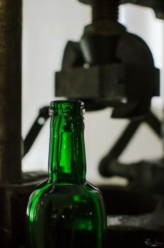 стекольный завод в Берёзовке