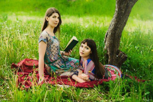 Eho Severa, фотосессия в Гродно книги