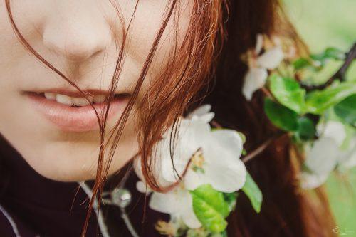 Eho Severa, фотосессия в Гродно цветение