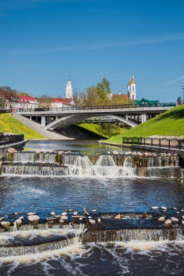 Витебск, Беларусь, путешествия, ehosevera