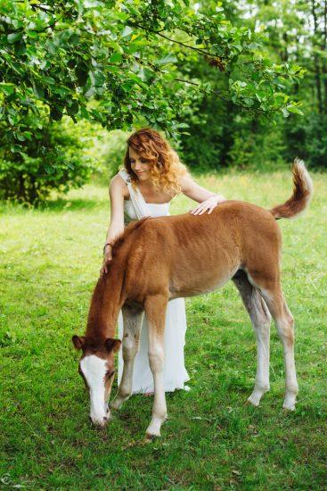 Повелительница лошадей EhoSevera, Eho Severa